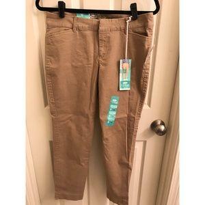 Khaki Pixie Pants!